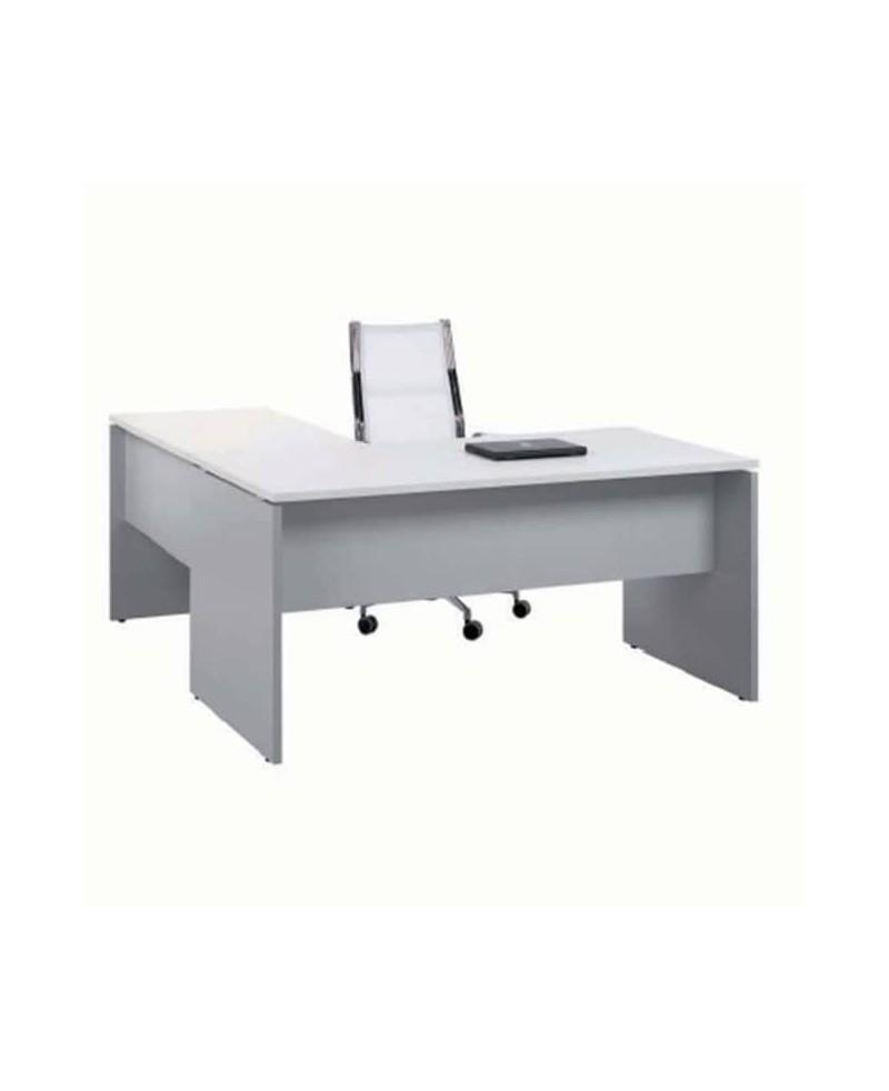 Mesa con extensión L • Mesa de oficina con extensión L PREMIER