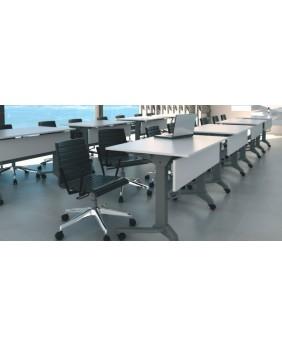 Mesa de oficina plegable