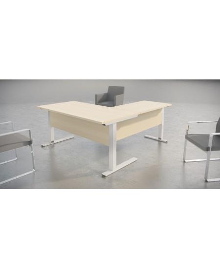 Mesa de oficina extensión L LOG IN