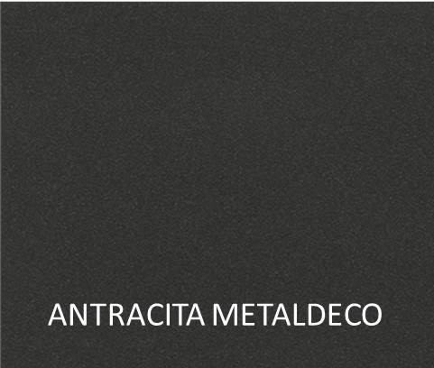 Luxe Antracita Metaldeco Mate